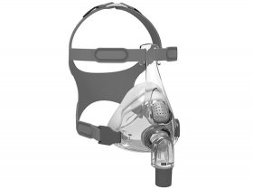 F&P Simplus Full Face CPAP Mask - Large Size