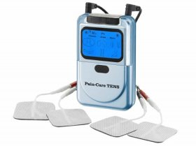 Pain-Care TENS Machine Kit with carry case
