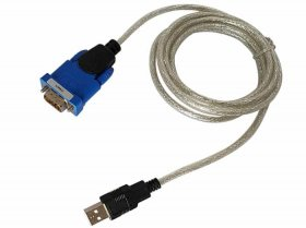 Long (180cm) Data Cable ONLY to suit BMC CPAP and Auto Machines