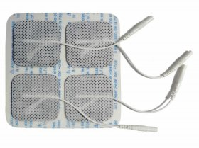 TENS Electrodes Set of 4 - Size 5x5cm