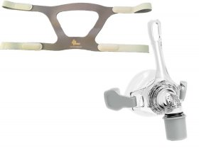 BMC N5 Micro Nasal Mask with headgear. Small Size