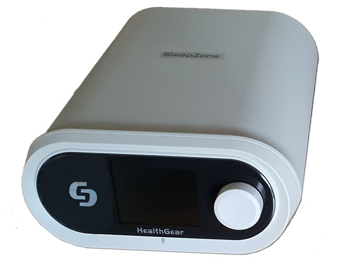 HealthGear C2 Travel CPAP Machine - Bundle and Save