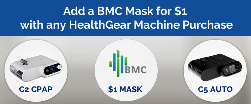 Add a BMC Mask for ONLY $1
