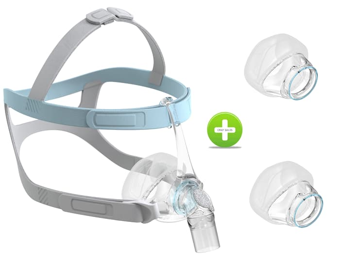 F&P Eson2 Nasal Mask - Fit Pack