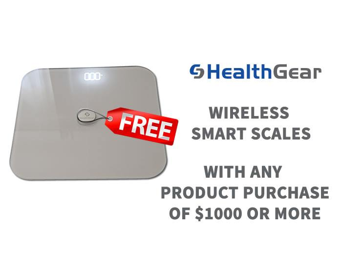 Free Wireless Smart Scales