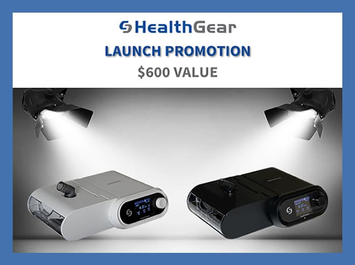 HealthGear Launch Offer