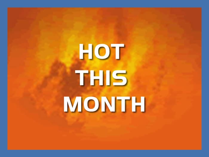 Hot this Month