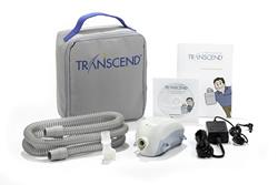 Transcend II Auto CPAP Machine - Starter Kit