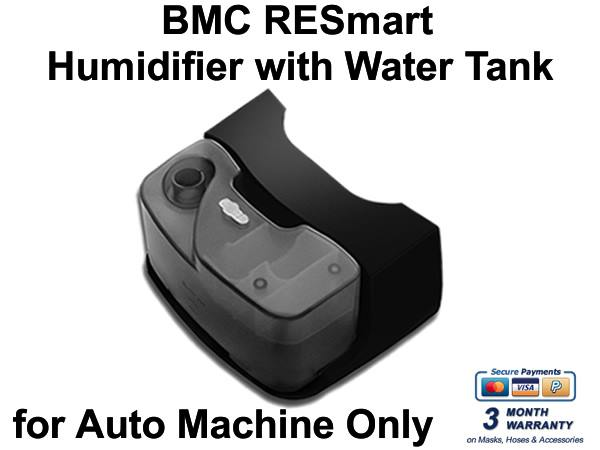 Humidifier with Water Tank for BMC Resmart Auto Machine