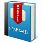 Bookmark CPAP Sales Website (Press CTL + D)