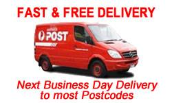 Fast and Free Delivery - Nationwide