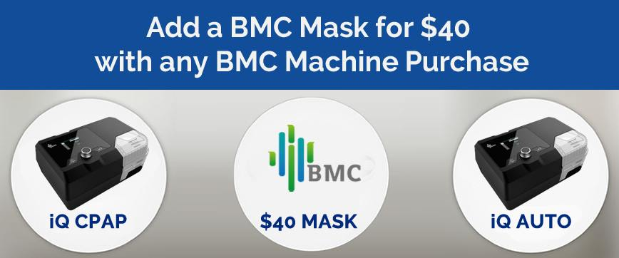 Add a BMC Mask for $40