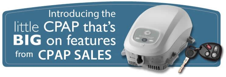 Transcend Travel CPAP - One of the World's smallest and lightest cpap machines